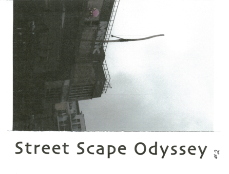Street Scape Odyssey Issue 2