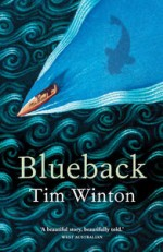 one of many covers for Blueback