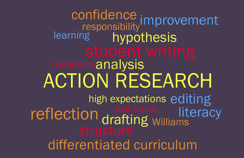 action research project reflection paper