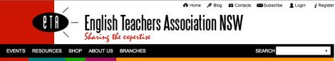 ETA website banner