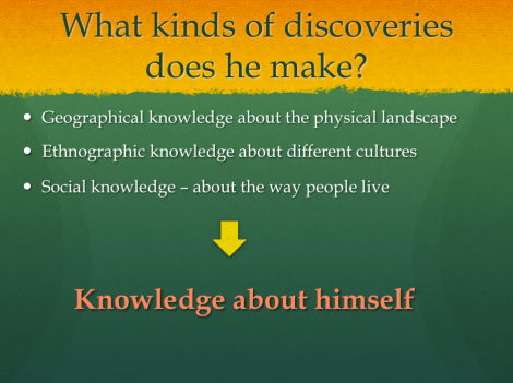 MCDkinds of discovery