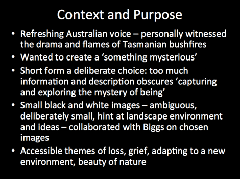 context and purpose