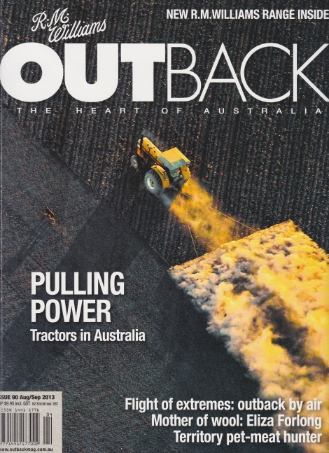 Outback cover