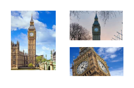 Big Ben - a collection of Google images