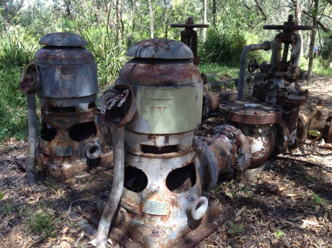 remnant machinery