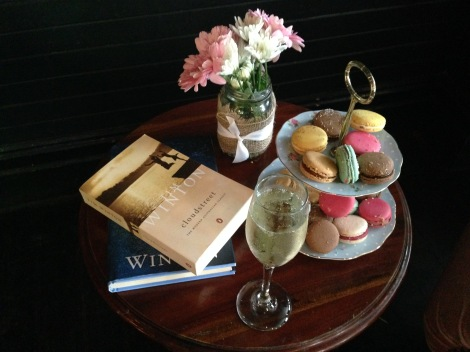afternoon tea with Reading Asutralia