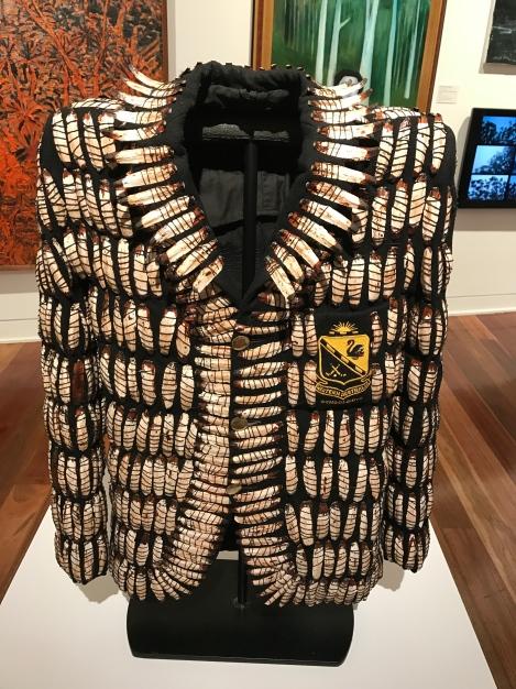 Xanthorrhoea jacket